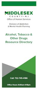Alcohol, Tobacco & Other Drugs Resource Directory