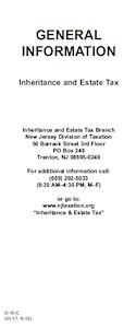 NJ Inheritance & Estate Taxes