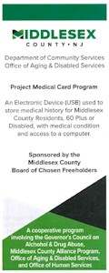 Project Medical Card