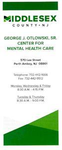 George J. Otlowski Sr Center for Mental Health Care