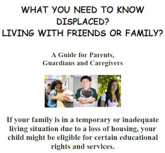 Homeless Children & Youth Parents Guide