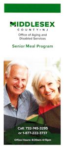 Middlesex County Senior Meals