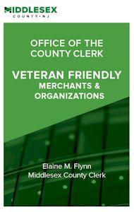 Middlesex County Veteran-Friendly Merchants Directory
