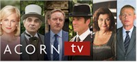 Acorn TV, unlimited access to the best in British TV and film