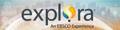 Ebsco Explora logo