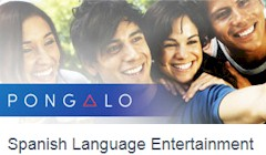 Pongalo Spanish Language Telenovelas and Movies