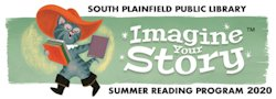 South Plainfield Library Summer Reading Program 2020