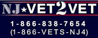 Vet 2 Vet NJ Veterans Helpline